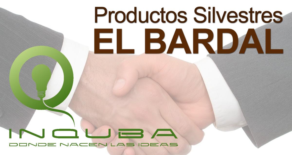 Productos Silvestres El Bardal firma con Inquba un acuerdo para la gestión de su imagen corporativa.
