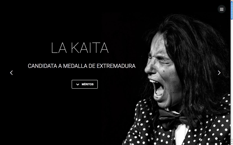 Inquba.es crea la web de recogida de apoyos para La Kaíta