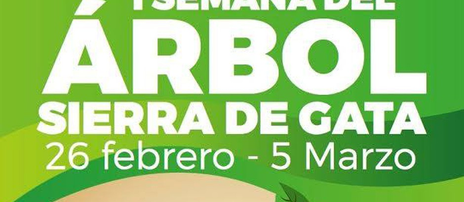 I SEMANA DEL ÁRBOL en Sierra de Gata